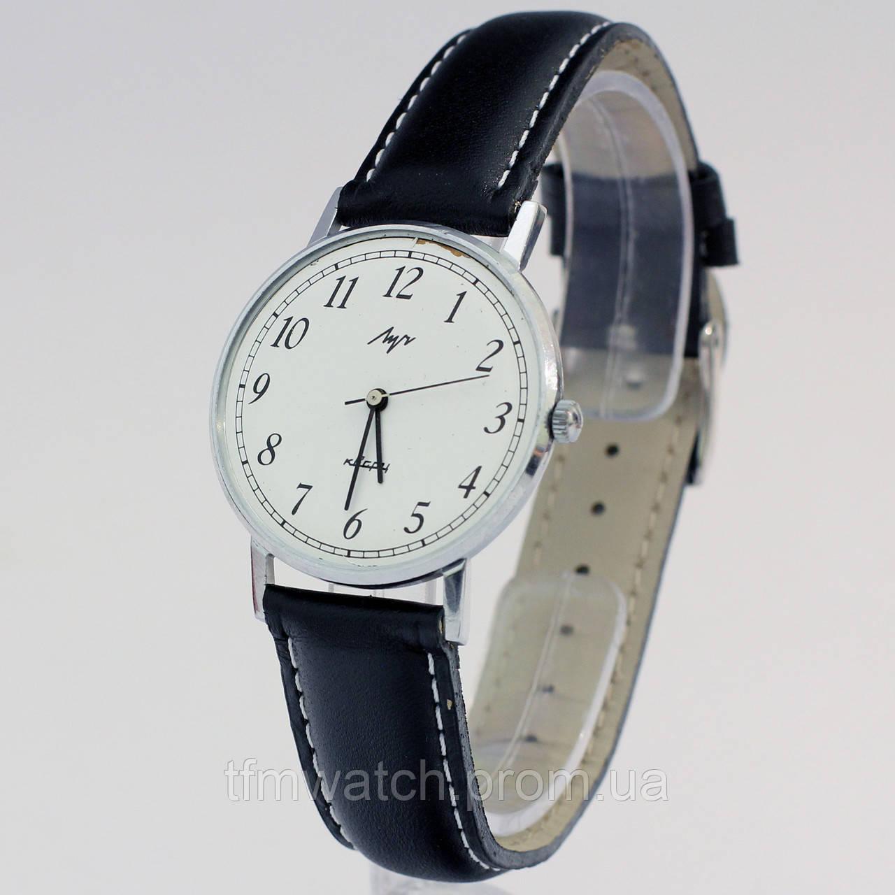 Кварцевые часы Луч СССР