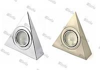 Светильник мебельный треугольный, фото 1