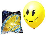 Воздушные шары Gemar Смайл Ø 30 (100 шт.)