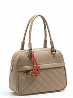 Кожаная женская сумка в 4х цветах L-DA81323