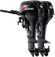 Двухтактный лодочный мотор SUZUKI DT15