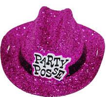 Ковбойский капелюх на дівич вечір