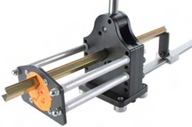 Инструмент для резки несущих шин Alfra