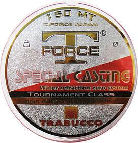 Леска  TOUR. S. CASTING   mt150/ 0.18mm Trabucco
