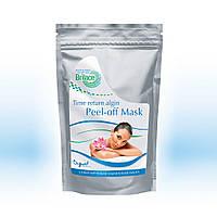 Стимулююча, омолоджуюча маска для чутливої шкіри з ознаками купероза Time return algin peel-off mask 150г