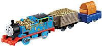Fisher-Price моторизованный паравозик Thomas the Train TrackMaster Treasure