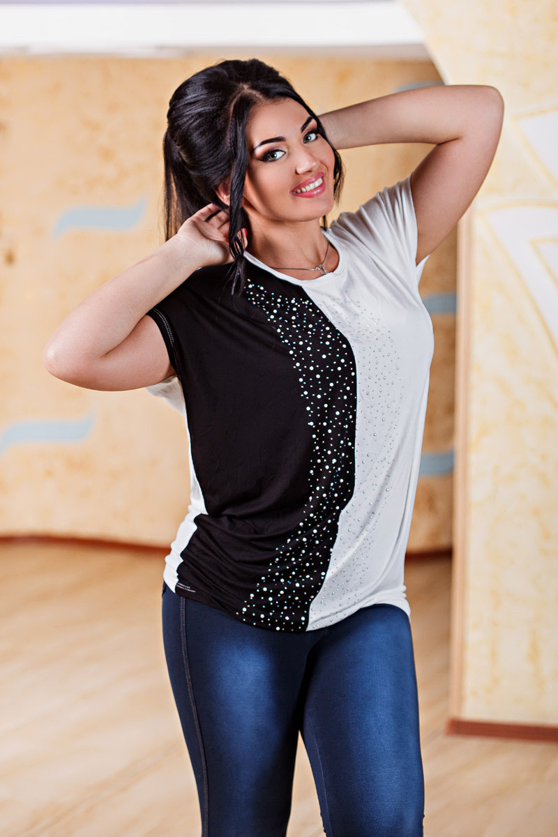 Д3260 10 Туника-футболка размер 50-56