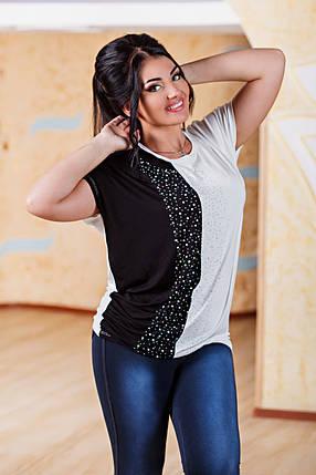 Д3260 10 Туника-футболка размер 50-56, фото 2