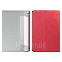 Чехол-обложка Folio Cover для Lenovo B6000 Yoga Tablet 8 Алый