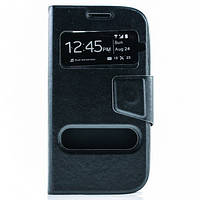 Чехол книжка Original Cover для Samsung Galaxy S3 i9300 Black