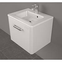 Мебель для ванной Fancy Marble Bali 50 см с раковиной Annabele белый