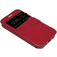 Чехол книжка Original Cover для Samsung G350 Galaxy Star Advance Red