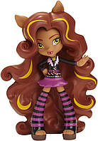 Monster High Клодин Вульф серия Виниловые фигурки  Mattel