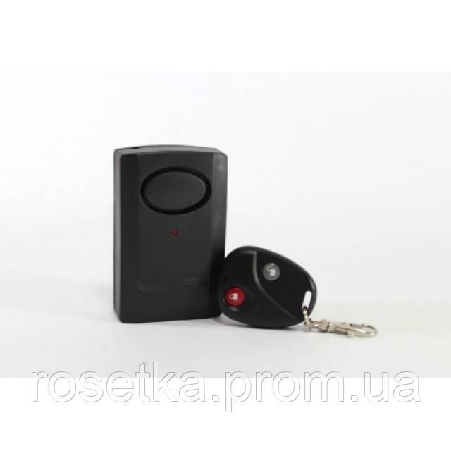 Вибрационная сигнализация - Again Alarm J-8326 с пультом