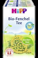 Hipp Bio-Fenchel-Tee, 20x1,5g - Детский чай с Био-фенхелем с 1 недели, 20x1,5г, 30 г