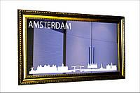 """Зеркало в ванную """"Амстердам"""""""