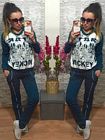 Женский спортивный костюм ДН453, фото 1