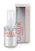 Gialur Antiox Serum - Антиоксидная увлажняющая сыворотка с экстрактом плаценты и витаминами C+E, 50 мл