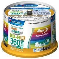BD-R (Blu-ray) 25Gb и 50Gb диски для видео записи