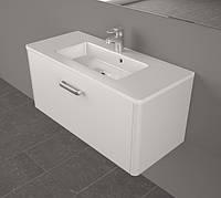 Мебель для ванной Fancy Marble Bali 80 см с раковиной Annabele белый