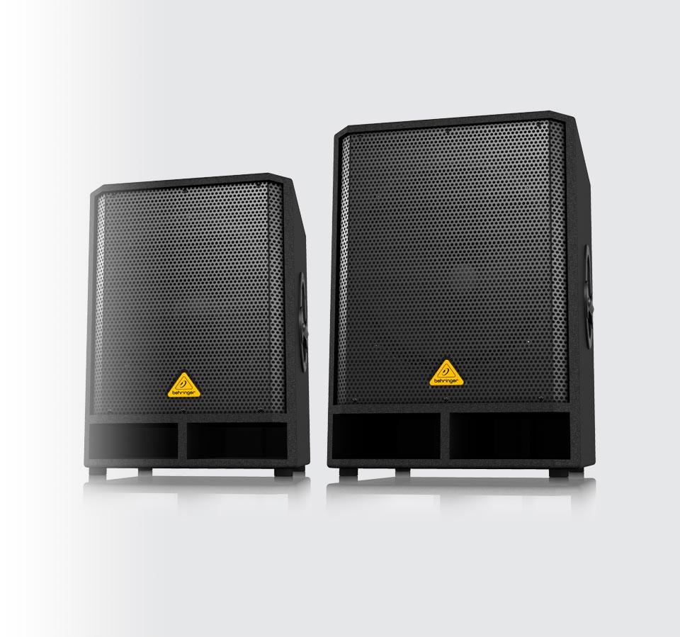 Акустические системы Behringer VQ1800D