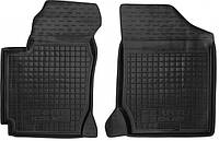Полиуретановые передние коврики для Kia Cerato Koup I 2010-2012 (AVTO-GUMM)