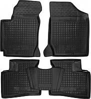 Полиуретановые коврики для Kia Cerato Koup I 2010-2012 (AVTO-GUMM)