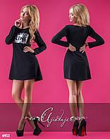 """Платье черное """"Celine"""""""