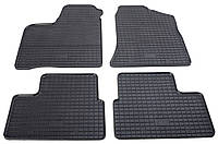 Резиновые коврики для Lada 110, 111, 112 (ВАЗ 2110, 2111, 2112) 1995- (STINGRAY)