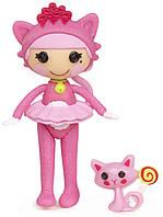Кукла Лалалупси  минилалупси Блестинка с питомцем Minilalaloopsy