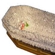 Обивки на гробы внутренние (вклады)