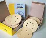 Smirdex абразивні шліфувальні круги діаметр 150 мм 6 отв. P360., фото 4