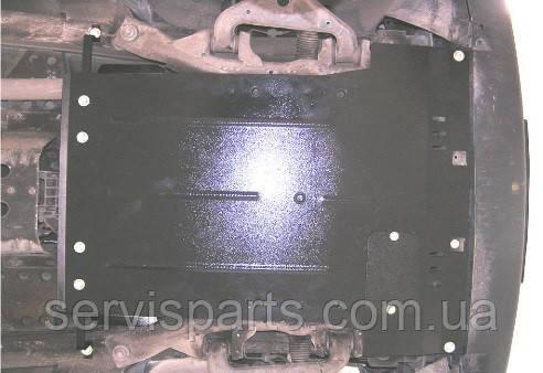 Защита двигателя Mercedes-Benz Viano 639 2004- (Мерседес Виано)
