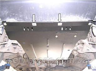 Защита двигателя Mercedes-Benz Viano 639 2004- (Мерседес Виано), фото 2