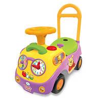 Чудомобиль-мини Первое авто Винни (свет, звук) Kiddieland