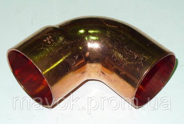 Отвод 54х90* однораструбный короткий (арт. 5092) IBP (Великобритания), фото 2