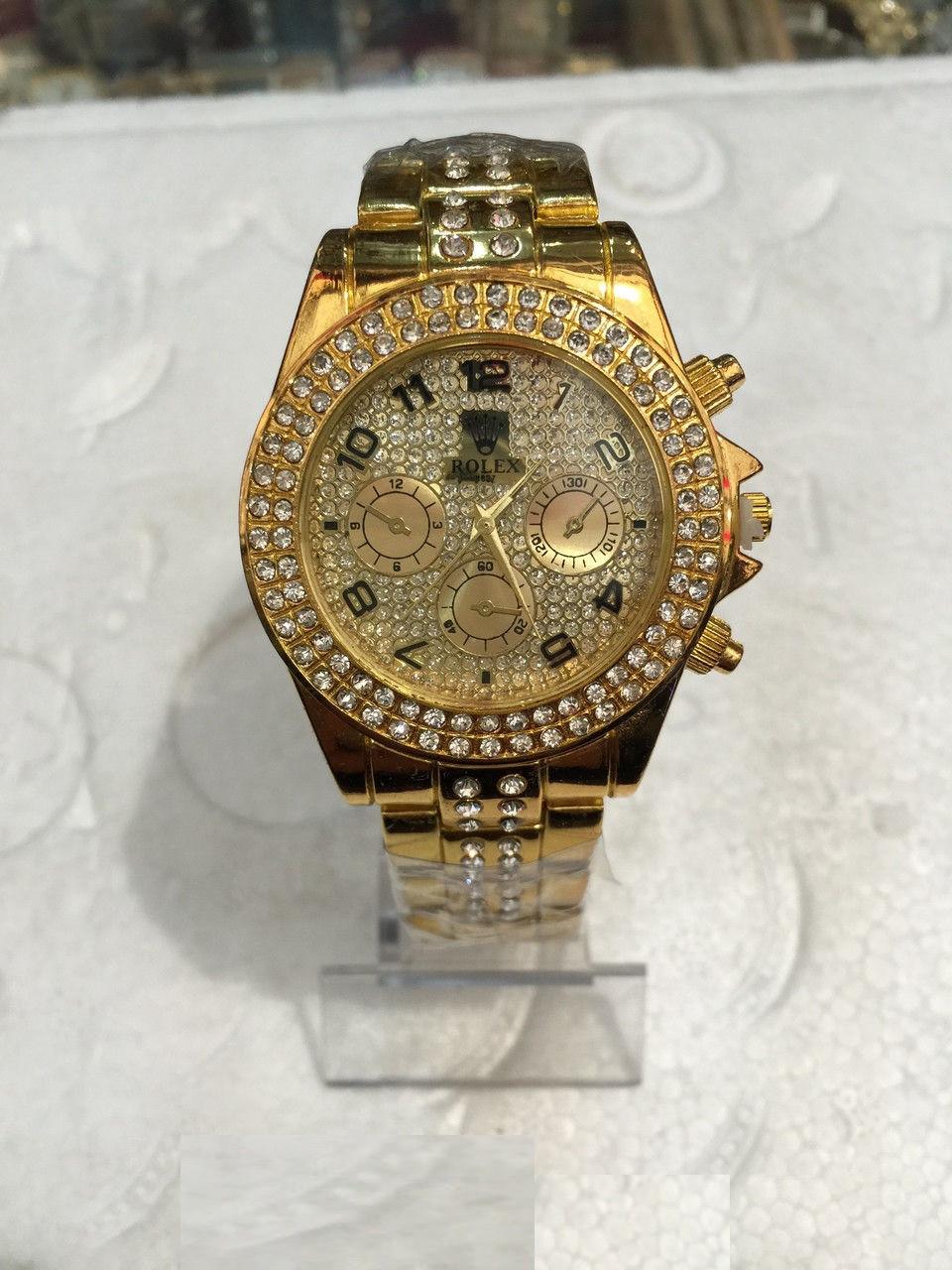 Часы наручные Rolex gold 3 RH-GA a1ca4407e19fd
