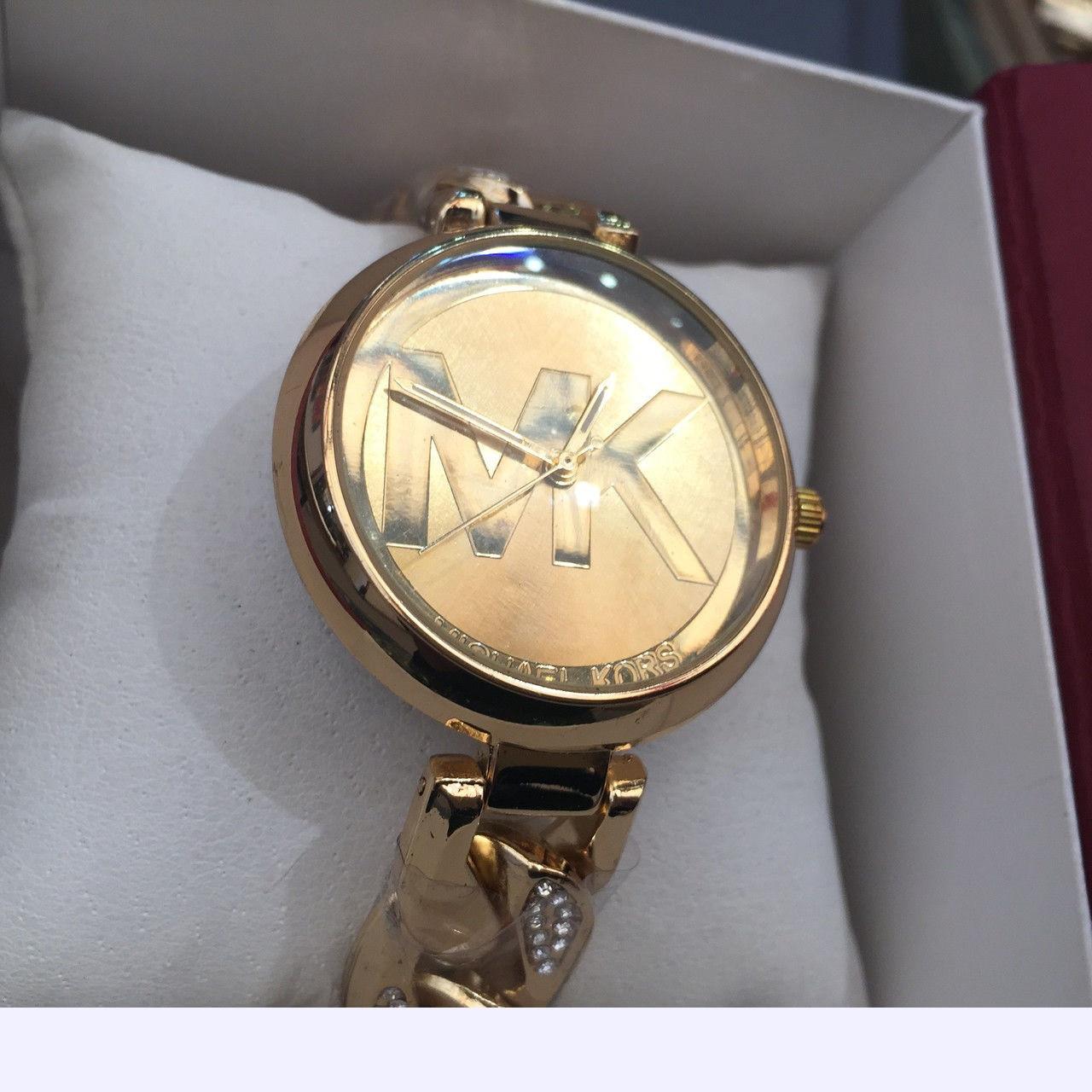b145b5095834 ЧАСЫ НАРУЧНЫЕ MK MICHAEL KORS GOLD NEW N63,женские наручные часы, мужские,  наручные