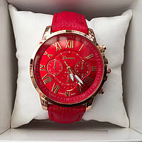 ЧАСЫ GENEVA N4 женские , женские часы, механические часы, наручные часы, кварцевые часы Женева