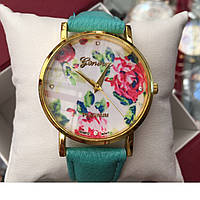 ЧАСЫ GENEVA N13 женские, женские часы, механические часы, наручные часы, кварцевые часы Женева