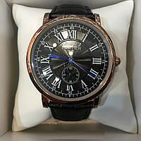 Часы наручные Cartier №5 , мужские часы, механические часы, наручные часы, кварцевые часы Картье, механические
