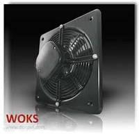 Осевой вентилятор Dospel Доспел Woks вокс 400