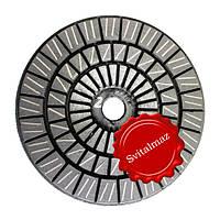 Алмазный шлифовальный инструмент сливка Инватех Ф250 мм. №2 на калено-рычажные и прижимные станки для обработк, фото 1