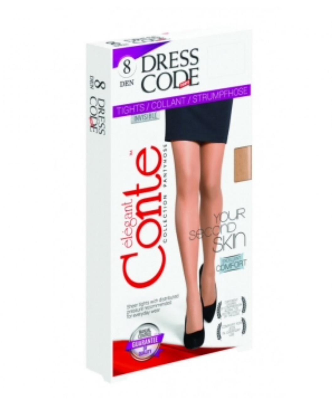 Колготки Conte Dress Code 8 den