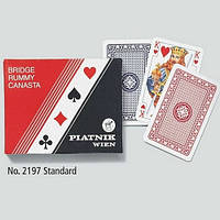 Комплект игральных карт Standart 2*55 листов