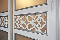 Двери раздвижные в стиле ар деко
