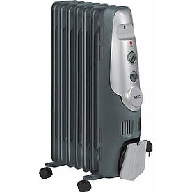 Масляный радиатор Aeg RA 5520 (7 секций) 1431