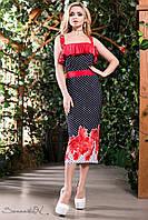 Женский летний сарафан + большой размер