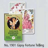 Карты Gipsy Fortune Telling 36 листов