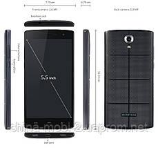 Смартфон Doogee HomTom HT7 1/8Gb black ' ' ' ', фото 2